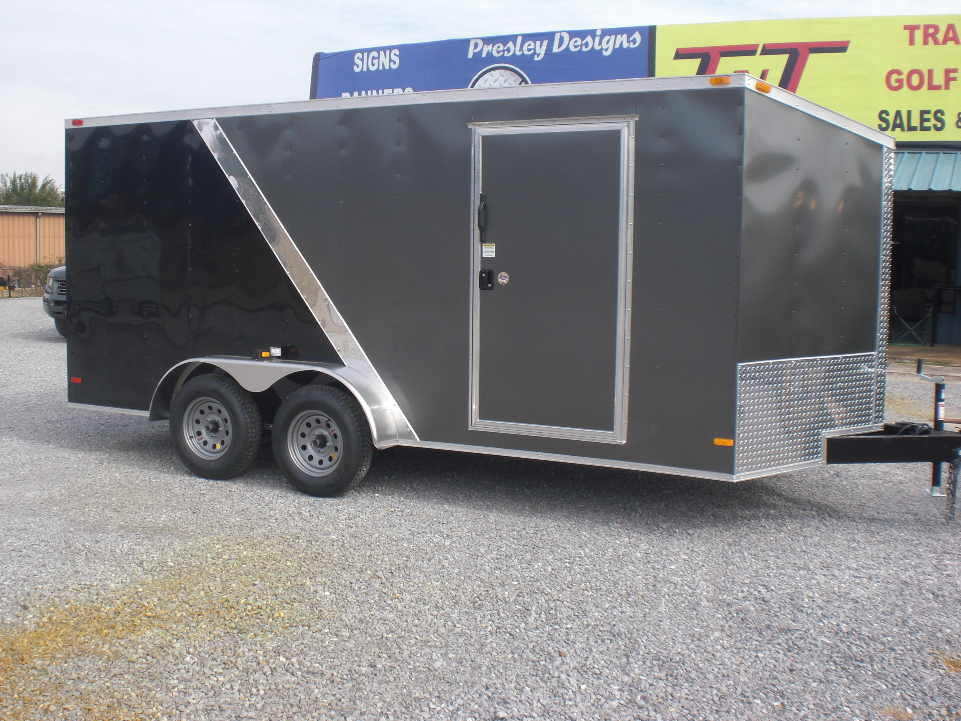 Enclosed Trailers Montgomery AL