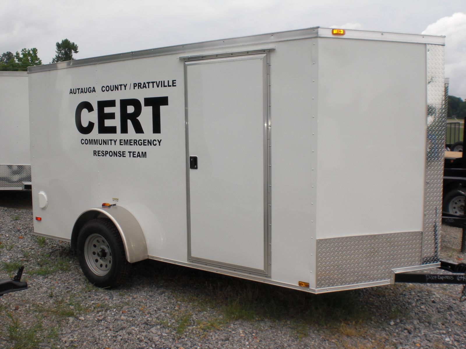 Equipment Trailer Montgomery AL