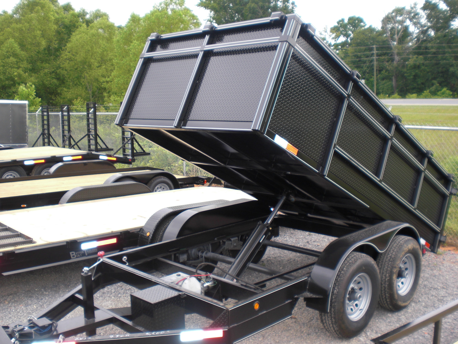 Tnt Outfitters Golf Carts Trailers Truck Accessories Utility Double Car Trailer 24 Foot Gooseneck Flatbed Montgomery Al