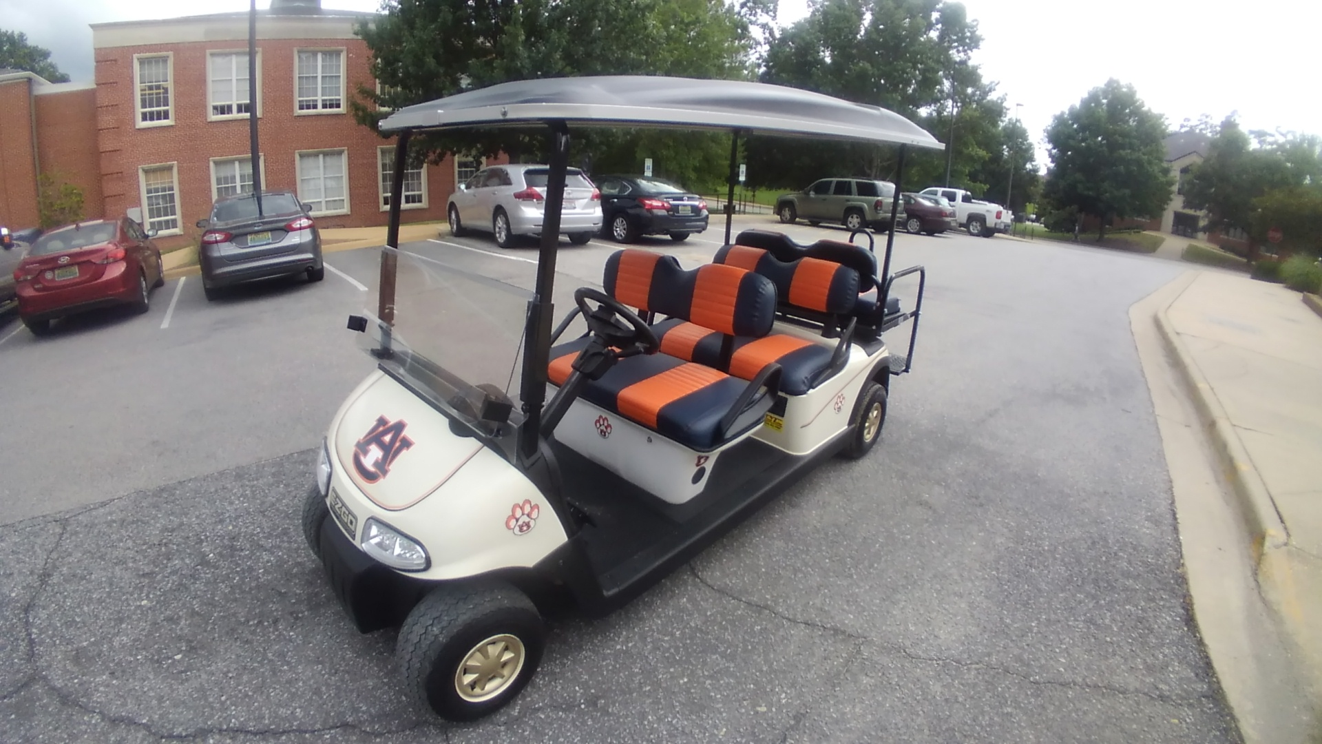 TNT Outers Golf Carts, Trailers, Truck Accessories » Golf Carts on auburn university golf club clothing, auburn university club golf course, beach buggy cart,