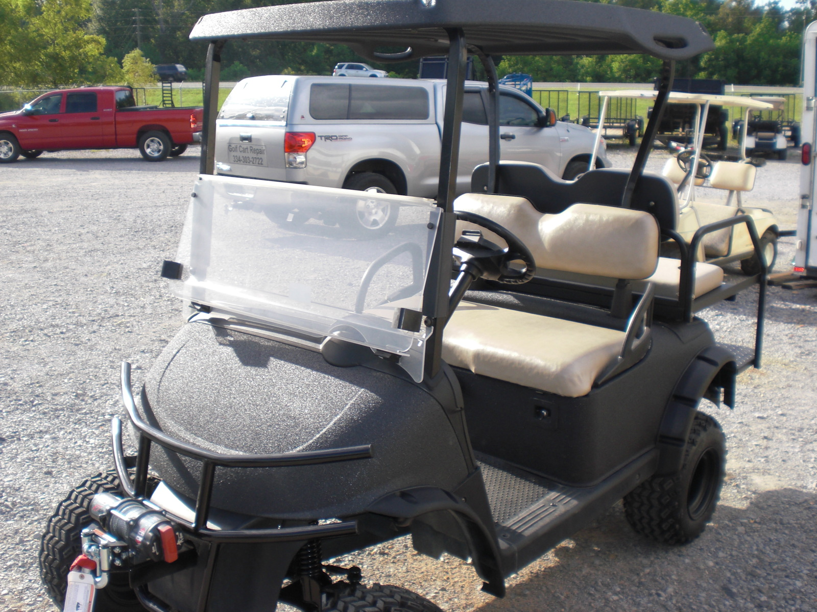 Golf Carts for Sale Birmingham, AL