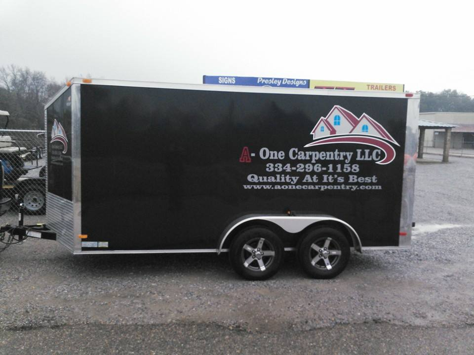 CUSTOM TRAILER Montgomery