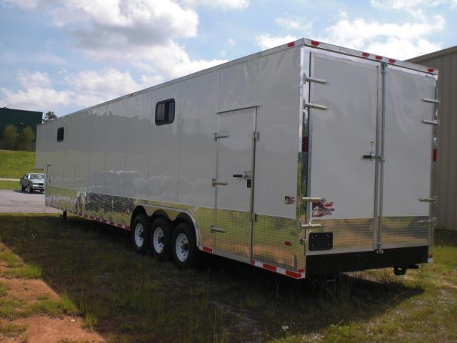 48' TRAILER BUILT FOR ALABAMA POWER
