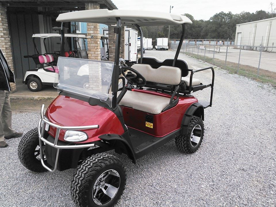 Refurbished golf cart Montgomery AL