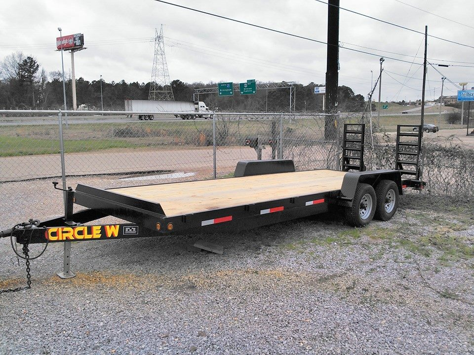 equipment trailer, utility trailer