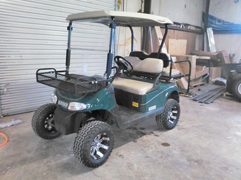 E-Z-Go, ezgo, e-z-go golf cart, 2012 E-Z-GO golf cart