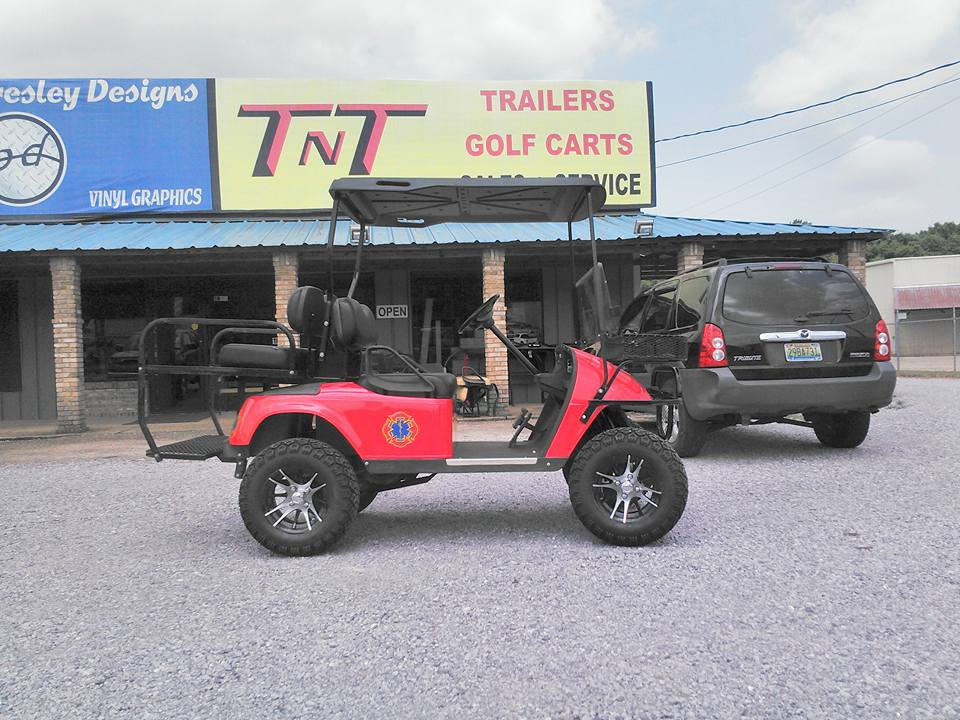 2002 E-Z-GO TXT, refurbished golf cart