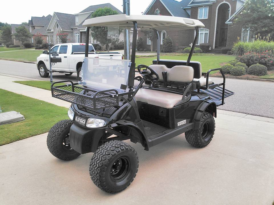 48 Volt E-Z-GO RXV, E-Z-Go, golf cart for sale