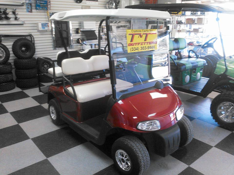 Golf Carts for Birmingham, AL