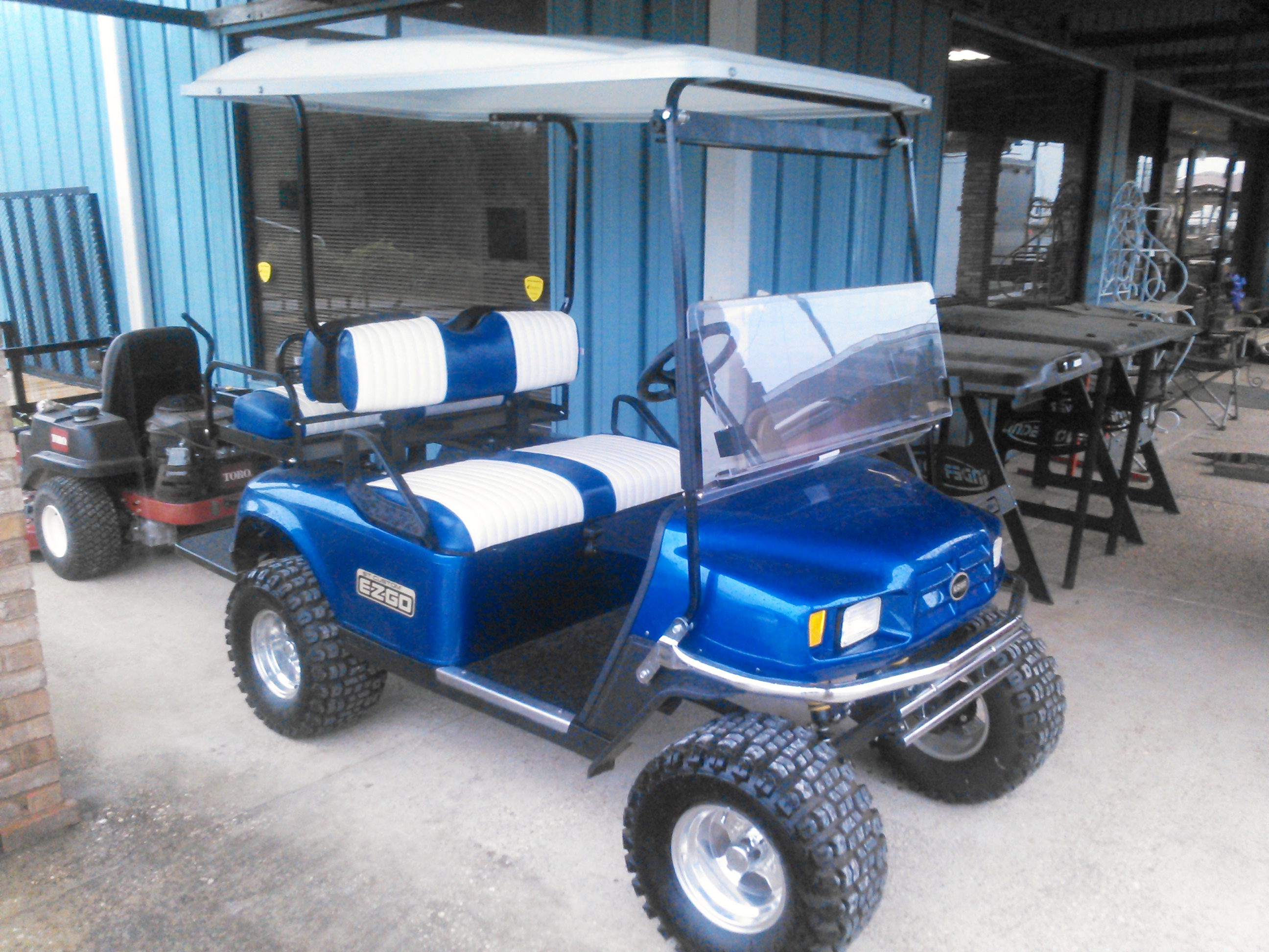 tnt outfitters golf carts trailers truck accessories. Black Bedroom Furniture Sets. Home Design Ideas