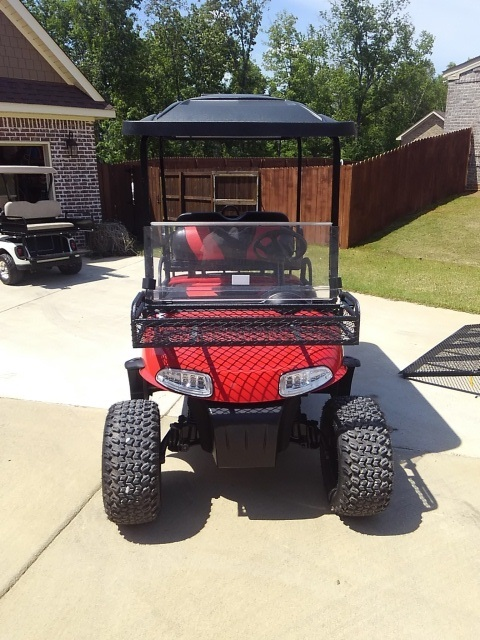 Electric & Gas Golf Carts For Sale Greenville, AL